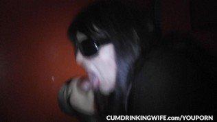 Adult Theater Gangbang Slutwife