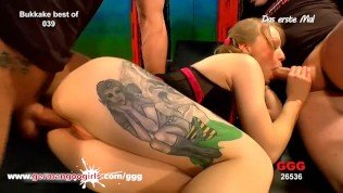 Huge Cream Hot Blonde And Horny – German Goo Girls